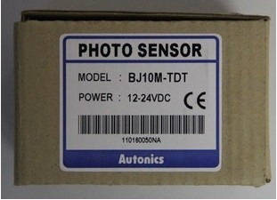 . Otto Nicks AUTONICS micro photoelectric sensor BJ10M-TDT sunx u shaped micro photoelectric sensor pm f24