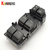 Power Master Window Switch Front Left For Honda Accord 2008 2009 2010 2011