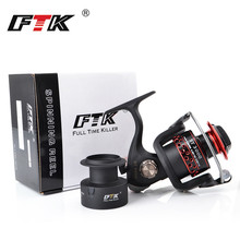 FTK 5BB ST2000 ST3000 ST4000 ST5000 4.8:1 5.3:1 Spinning Reel Fishing Reel Casting Fishing Reel Lure Tackle
