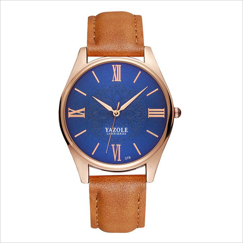 YAZOLE 2017 Business Dress Quartz Watch Women Watches Ladies Famous Brand Wrist Watch Female Clock Montre Femme Relogio Feminino newly design dress ladies watches women leather analog clock women hour quartz wrist watch montre femme saat erkekler hot sale
