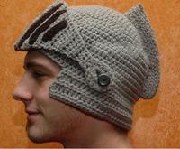 2016 kreatywny funny zima octopus hat czapka z wełny dziania kapelusz w stylu Rzymskich wojowników ręcznie 3 kolory dostępne