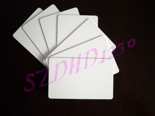 Free Shipping 200PCS IC Card RFID Cards Mif 13 56MHz PVC Smart Card Access Control Card