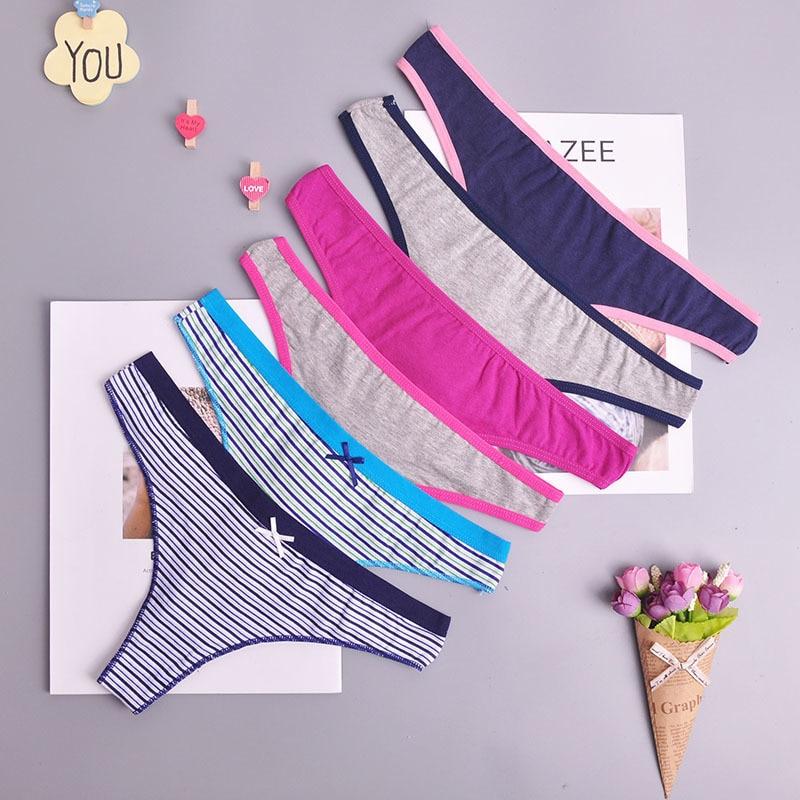 Women Briefs Lace  Temperament  Sexy Underwear Ladies Panties Bikini Underwear Lingerie Pants Thong Intimate Wear 1pcs Ac57