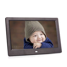 10 Inch LED Backlight HD 1024*600 Full Function Digital Photo Frame Electronic Album digitale Picture Music Video(China)