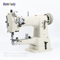 SM 335A/335L промышленности швейная машина, высокая машина, без стола без двигателя, только продать Для machine head