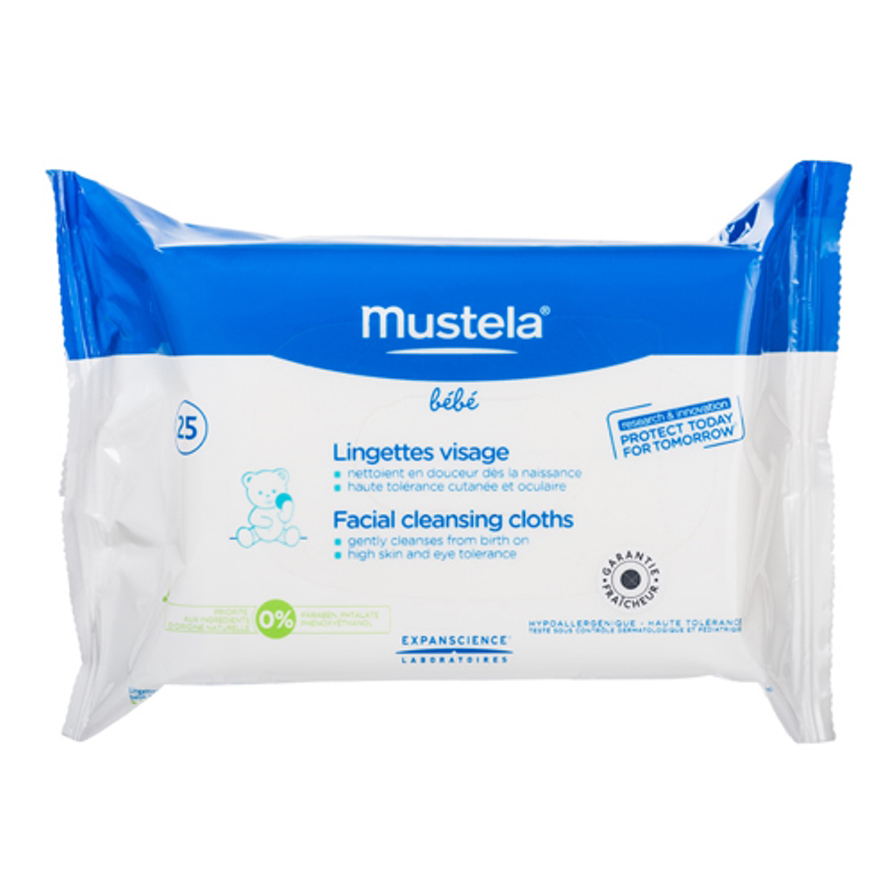 Wet Wipes MUSTELA 8700291 wet cloth for kids cleansing wet wipes pampers sensitive 224 pcs