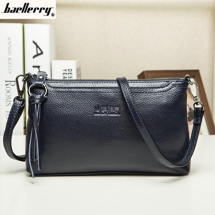 2017 Hot Sale Women Genuine Leather Crossbody Bag Shoulder Bag Messenger Bag Clutch Bag Fashion Design Famous Brand 1001 стоимость