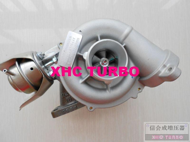 Turbocompresseur GT1544V/753420 pour citroën C2 C3 C4 C5 Picasso, c-max Focus, MAZDA3, 206 307