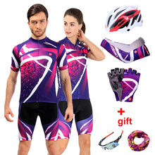 Cycling Jersey Set Men Summer Pro Team 2018 Mountain Bike Clothing Mtb Wear Bicycle Clothes Women Sets Short Sleeve Man