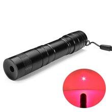 Wholesale JSHFEI 532nm red laser pointer 200mW free shipping high power burn match