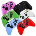10pcs/Lot Camouflage Style Silicone Rubber Soft Case Gel Skin Cover for XBOX ONE Controller