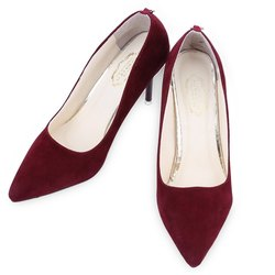 Women high heel shoes girls shallow mouth party wedding shoes ladies pumps sexy red bottom pointed.jpg 250x250