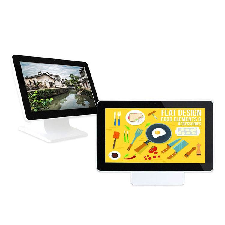 15.6 Inch All In One Pc Touchscreen Monoblock Computer