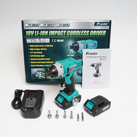 PT 1802G 18v drill impact drill lithium Hand Drill home Rechargeable Electric drill