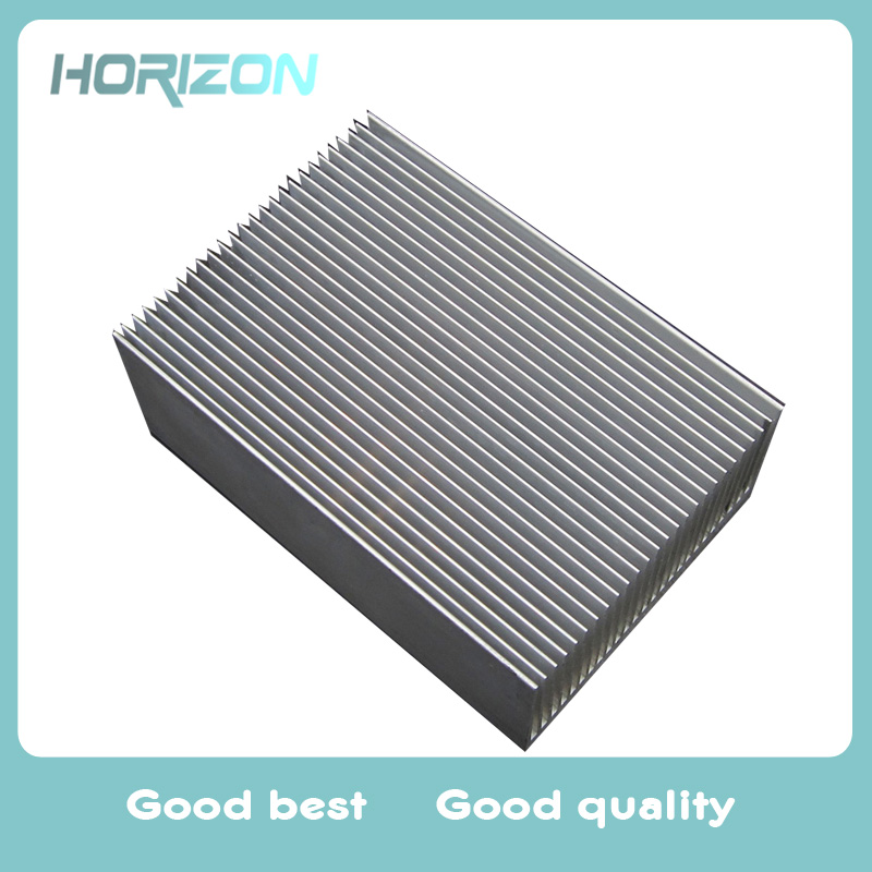 Consumer Electronics Intellective 100x69x36mm Aluminum Heatsink Cooling Fin Radiator For Led Transistor Module