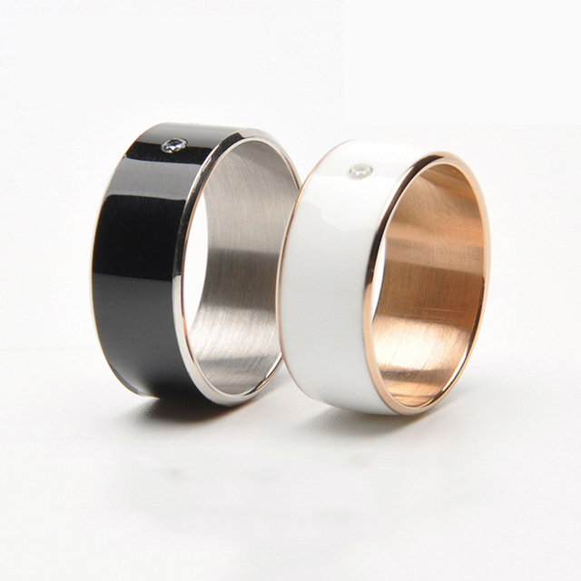 New Muti-function Magic Ring Intelligent Ring Control NFC High-Tech Wearable Devices
