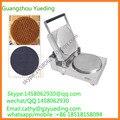 Высококачественная электрическая вафельница/круглая вафельница  конусная машина  вафельница для сиропа