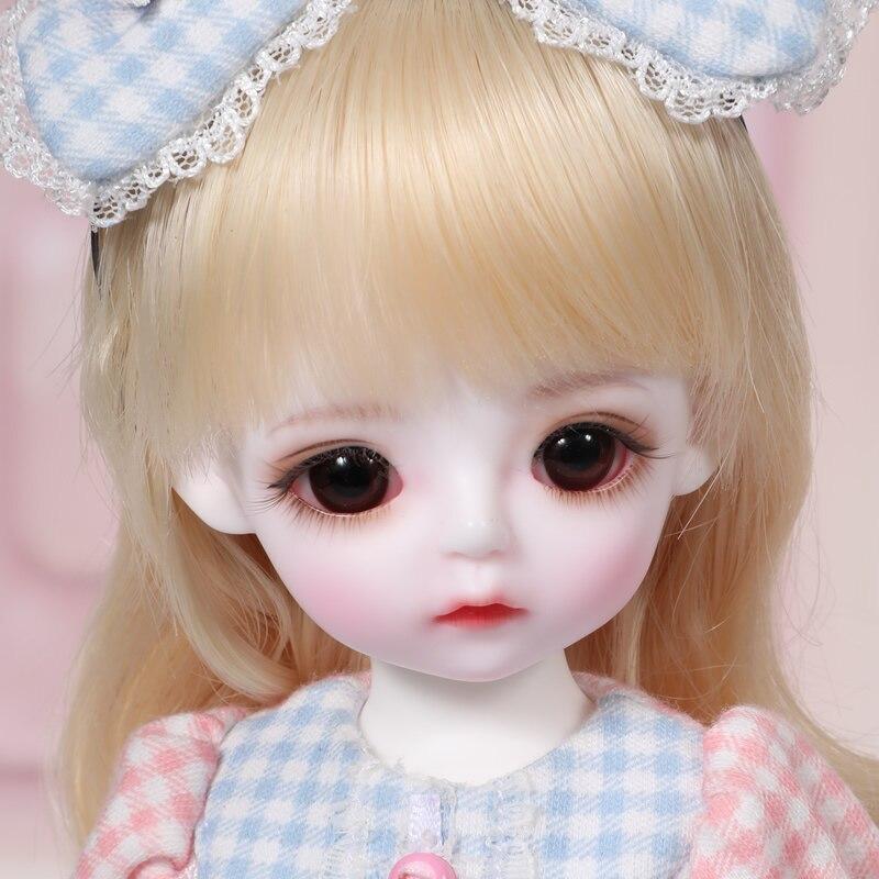 フルセット 1/6 BJD 人形素敵な限定女クリーム樹脂ジョイント人形誕生日ギフト  グループ上の おもちゃ & ホビー からの 人形 の中 1