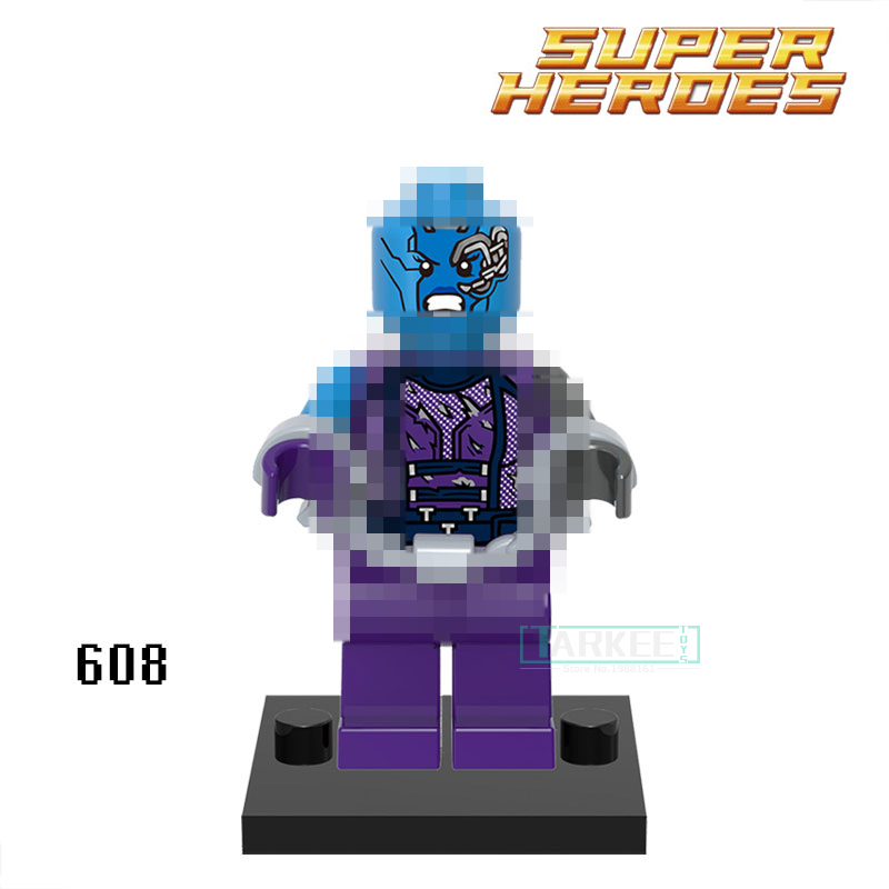 Building Blocks Guardians of the Galaxy Nebula Rocket Racoon Figures Star Wars Super Heroes Action Bricks Kids DIY Toys Hobbies