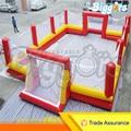 Transporte Marítimo de Campos de Fútbol Fútbol Juego De Fútbol Inflable Gigante Inflable Para La Venta