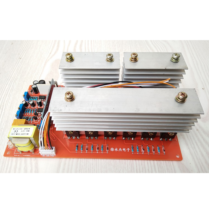 12V 24V 36V 48V 60V/1500W <font><b>3000W</b></font> 4200W 5500W 6000WSuper High Power Sine Wave <font><b>Inverter</b></font> Motherboard <font><b>Inverter</b></font> Driver <font><b>Board</b></font> image