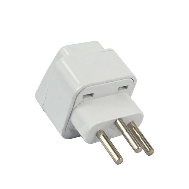 Universele 3pin Zwitserland Conversie Plug Adapter Uk/Us/Eu/Au 3 Pin Zwitserland Travel Plug Type J zwitserse Plug Converter Plug