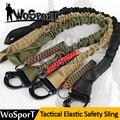 WoSporT Correa de Cordón Cuerda de Línea de Cuerda de Escalada de Liberación Rápida De Seguridad Militar Táctico de Protección Sling para Actividades Al Aire Libre