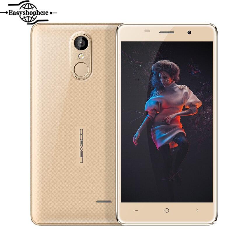 5 0 Inch Leagoo M5 Smartphone 2GB RAM 16GB ROM Quad Core MT6580A Mobile Phone Android