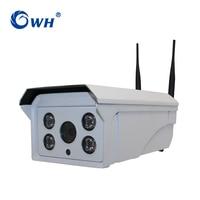 CWH G2D 4G Wireless Camera GSM Security Surveillance CCTV Waterproof Outdoor P2P IP Camera SIM Slot Max 128G SD Card Slot