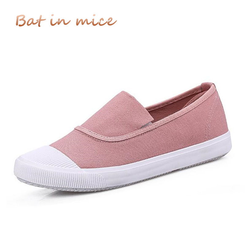 2018 Unisex Women Vulcanized Shoes Summer fashion Breathable Casual Shoes Canvas Size 35-40 Flat casual shoes low help C017 m genreal 2017 new women white shoes all match summer breathable leather shoes vulcanized casual shoes candy color lace 35 39
