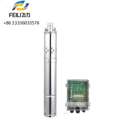 3FLS1.3/50 D24/80C pompe immerge solaire dc solar water pump system for irrigation ac dc solar submersible pumps