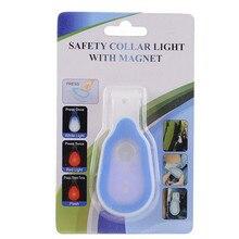 Пристегивающийся светодиодный магнитный светильник для занятий бегом, ходьбой, велоспортом, ночной защитный светильник