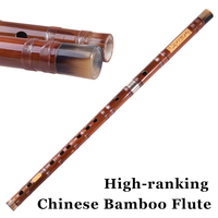 Quality Chinese Bamboo Flute Dizi Transverse Bambu Flauta Professional Wind Musical Instruments Traditional Instrument C/D/E/F/G