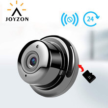 цена на JOYZON New Home Security IP Camera Wi-Fi 1080P Wireless Network CCTV Mini Camera Surveillance P2P Night Vision Baby Monitor Cam