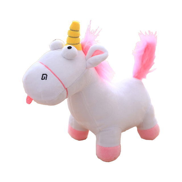 b45ac24f4 Lovely animal Unicom Little Twin Stars Gemini Plush Licorne Cartoon Home  Furnishing Pillow kawai soft toy