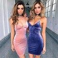 2017 Новых Женщин Способа Простой Sexy Casual Dress Рукавов Летом Стиль Танки Bodycon Бальные Платья Танго Платье AXD3008