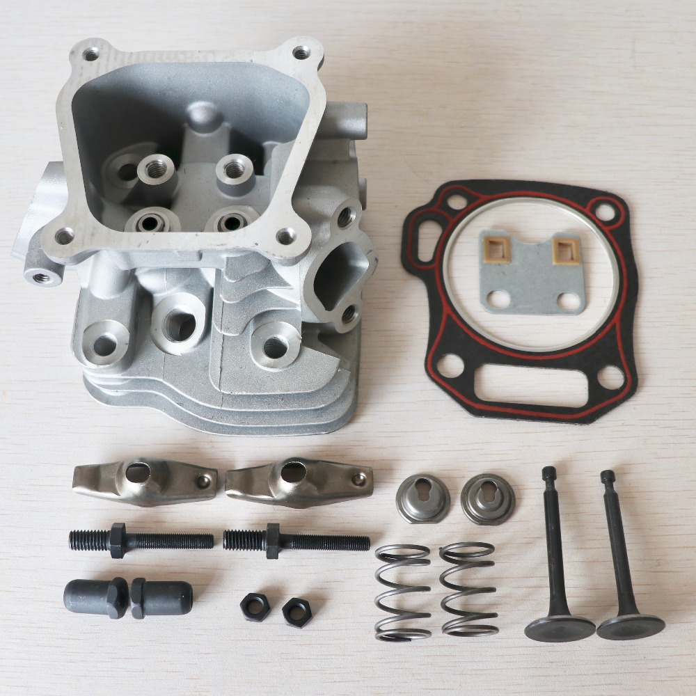 Cylinder Head Assembly For 68mm Piston Size Honda Gx160