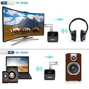 Image 4 - Auto ON, 5.0 Bluetooth Audio récepteur émetteur aptX HD/LL Hifi stéréo musique 2 en 1 récepteur Transmisor adaptateur expéditeur pour TV