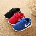 Meninos E Meninas do bebê Esportes Casuais Sapatas Dos Miúdos das Sapatilhas Crianças Sapatos Primeiro Walker Sapatos Da Criança Recém-nascidos