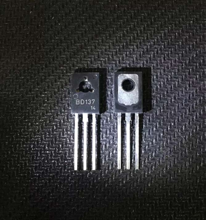 200 шт. 500 шт./1000 силовой транзистор BD137 127 BD137G BD 137 NPN 126 A/60 в TO транзистор|Запасные