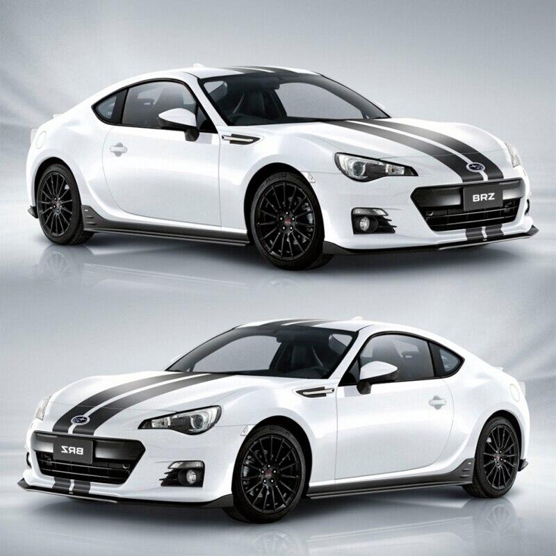 Autocollants de voiture de rayures de Sport de Datong du monde pour Toyota 2013-2018 86 BRZ autocollants de sport de corps entier autocollants d'auto