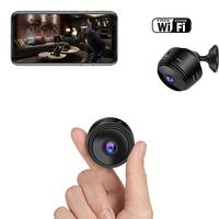 A10 Micro WIFI Mini Camera HD 1080P With Smartphone App And Night Vision IP Home Security Video Cam Bike Body DV DVR