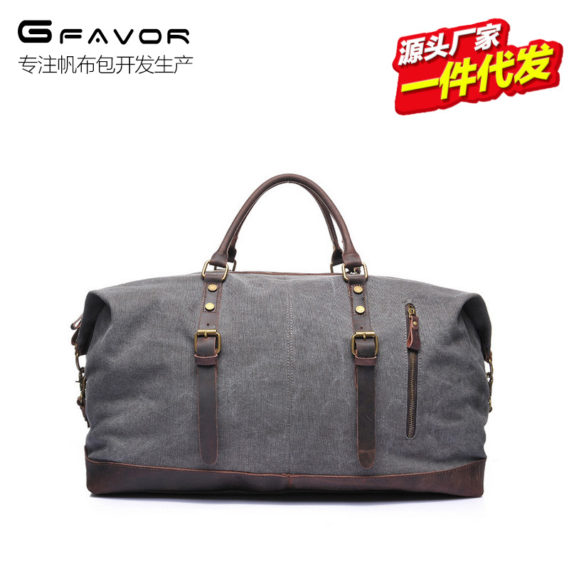 032518 new hot high quality man large capacity travel bag male big canvas bag032518 new hot high quality man large capacity travel bag male big canvas bag