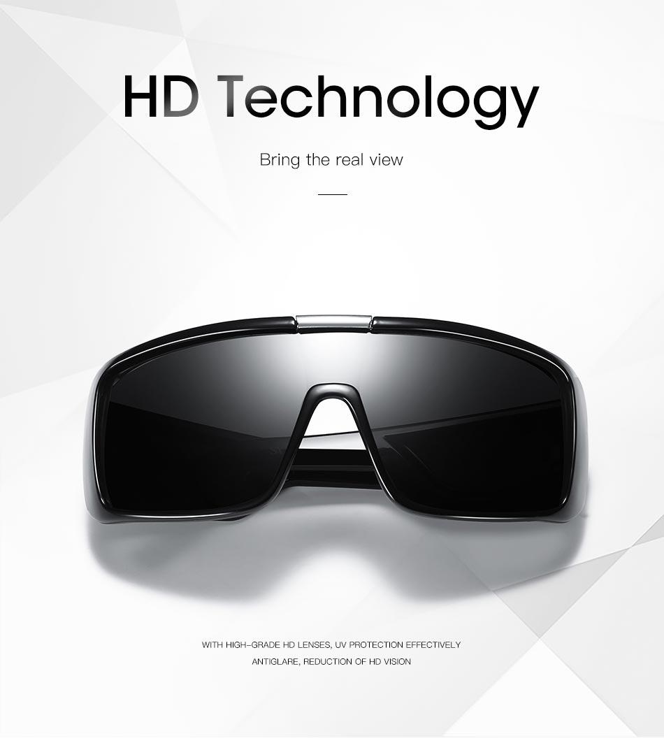 30442f6f346 SARA marca gafas de sol de moda hombres dragón deporte gafas para hombre  gafas de sol de diseñador de mujeres a prueba de viento escudo marco de  plástico ...