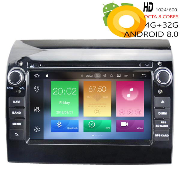 hiriot car android 8 0 dvd gps player for fiat ducato. Black Bedroom Furniture Sets. Home Design Ideas