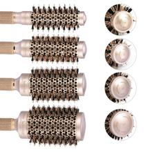 Comb Hairdressing Curling Hair Brushes
