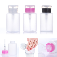 Cheap nail polish remover pump bottle