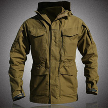 Hight quality Men's UK US Army Tactical Jacket Military Battle Hunting Hiking Camping Coat Outdoor Clothing