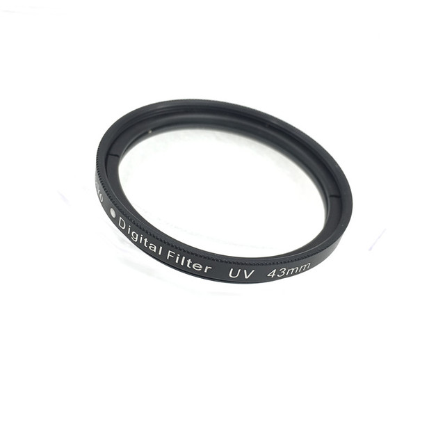 Camera Filter lens 49mm-72mm 37MM 49MM  52MM  55mm  58mm 62mm 67mm 72MM UV Filter For Canon nikon sony Pentax SLR