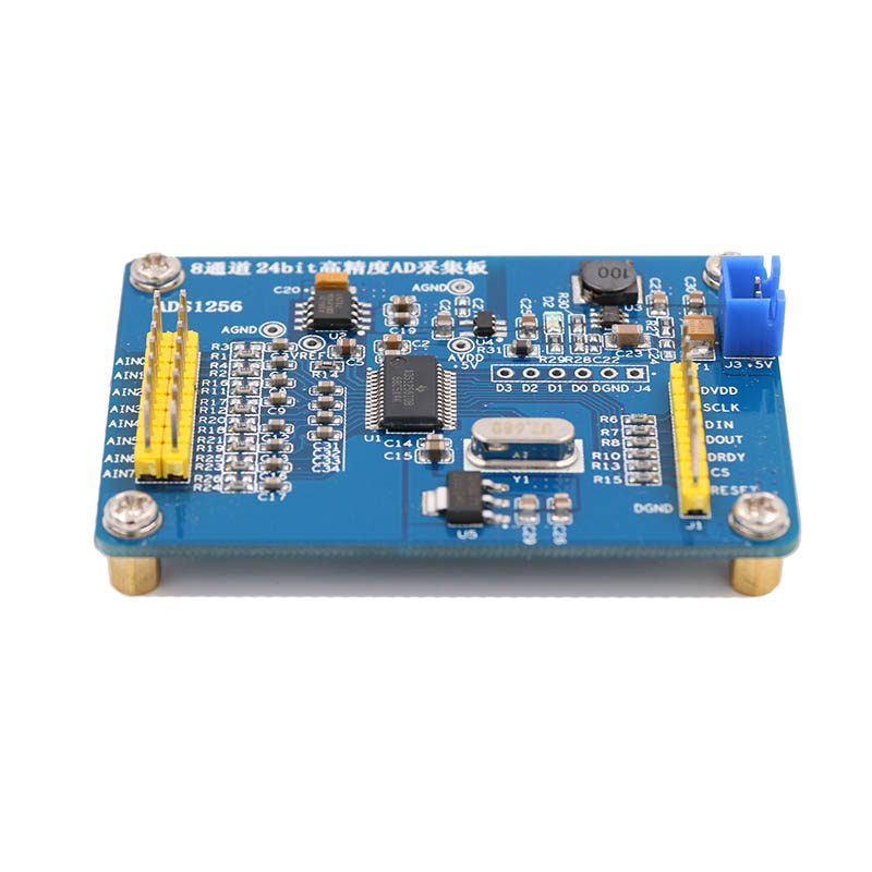 Data Acquisition Card : Ads module bit adc ad high precision